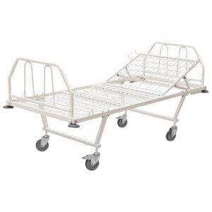 Аренда и прокат металлической медицинской кровати