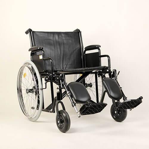 Инвалидная коляска для полных людей