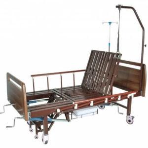 """Медицинская кровать с функцией """"кардиокресло"""""""